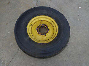 John Deere 520 530 620 630 70 720 730 Front Rim Jd1290r With Tire
