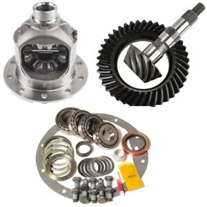 Ford 8 8 4 56 Excel Ring And Pinion 31 Spline Aam Posi Lsd Gear Pkg