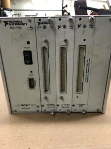 National Instruments Scxi 1000