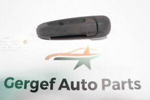 2003 Dodge Ram1500 Rear Right Rh Exterior Door Handle X4938