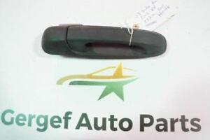 2003 Dodge Ram 1500 Front Right Exterior Door Handle X4851