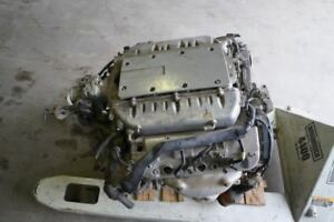 2000 2001 2002 2003 Acura Tl Engine Motor 3 2l V6 A t Fwd 133k Miles X3794