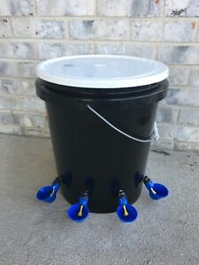 Spring Special Automatic Chicken Poultry Waterer Feeder Cheaper On Etsy 4 Cups