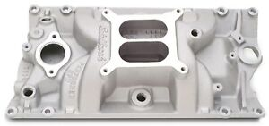 Edelbrock 7116 Performer Rpm Intake Manifold Fits Small Block Chevy Vortec