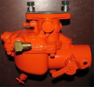 Allis Chalmers Tractor Carburetor Model Wd Wd45 D17 Zenith Carb