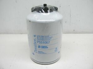 Donaldson P551067 Fuel Water Separator Filter For Racor Fuel Systems
