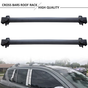 For Jeep Compass 2011 16 Oe Style Roof Rack Crossbars Cargo Carrier Luggage Bike
