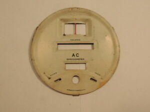 1927 1928 1929 1930 Ac Speedometer New Old Stock Antique Vintage