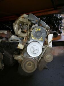 89 90 91 92 93 Ford Festiva 1 3 Fuel Injected Engine