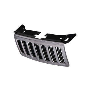 2007 2010 Jeep Commander Front Chrome Grille Grill Mopar Oem New 82209908ab