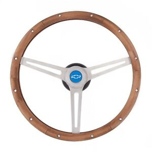 Grant 967 Classic Series Nostalgia Steering Wheel 15 D Genuine Walnut Finish