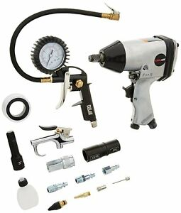closeout Milton Ex1603kit 16 piece Air Tool Accessory And Tire Maintenance Kit