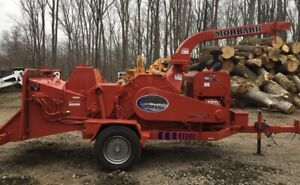 Morbark 2400xl With Only 1037 Original Hours 2540