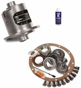 1972 2006 Dana 44 Front Or Rear 3 series Powergrip Posi Lsd Master Install Pkg