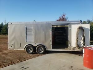Used 18 Complete Contractor Trailer