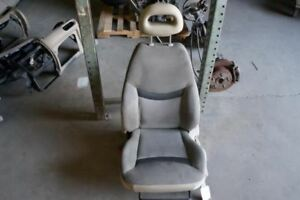 2004 Saturn Ion Coupe Front Left Lh Seat X5942