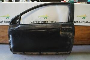 2004 Saturn Ion Coupe Front Left Driver Door Shell X6072