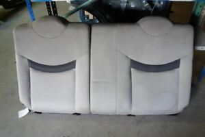 2004 Saturn Ion Coupe Rear Back Seat Upper Cushion X5909