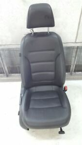 2013 2014 Vw Jetta Passenger Front Right Seat Bucket Leather Manual 5902