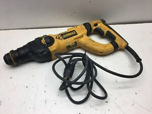 Dewalt D25223 8a Corded Sds plus D handle Rotary Hammer Drill Parts