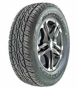 4 New Dunlop Grandtrek At3 Lt235 75r15 Load C 6 Ply A t All Terrain Tires