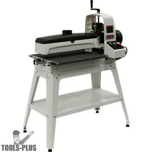 Jet 723550osk Jwds 2550 Drum Sander With Open Stand New