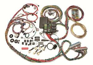 Painless Wiring Wiring Harness Fuel Injection Mechanical Throttle Body Sbc Ea