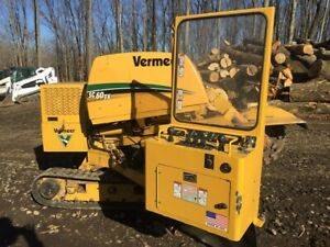 2016 Vermeer Sc60tx W wireless Remote Only 500 Hours 2542