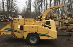 2006 Vermeer Bc1000xl With Only 1567 Hours 2539