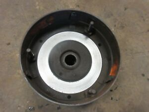 John Deere A Clutch Pulley With Nice T Bolts A1864r