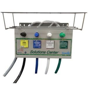 New Diversey Solutions Center Dispenser 5315212 Chemical Cleaner Commercial