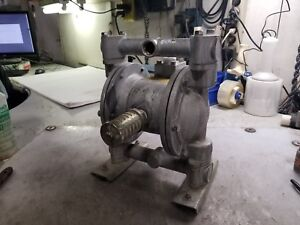 Yamada 3 4 Stainless Steel Air Operated Double Diaphragm Pump Ndp 20bst
