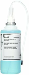 Case Of 4 Rubbermaid Commercial Fg750517 One Shot 800ml Enriched Foam Hand Soap