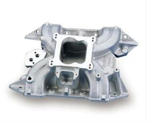 Holley Street Dominator Intake Manifold 300 14 Fits Chrysler Rb Fits Stock Heads