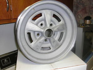 1970 Trans Am Gto Judge Jw Rally Ii Wheel 455 Ho Ram Air Iii Iv 15 X 7 Kr Kn