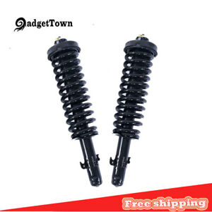 For 1994 1995 1996 1997 Honda Accord Front Pair Complete Shocks Struts