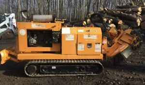 2008 Bandit 2900t Stump Grinder W wireless Remote 2554
