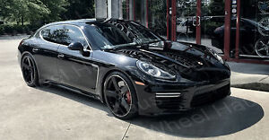 22 Rims Style classic Ii Staggered Set Up For Porsche Panamera