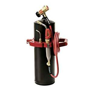 Turbotorch 0386 0574 Tdlx2003b Air Acetylene Deluxe Tote Kit Without Tank