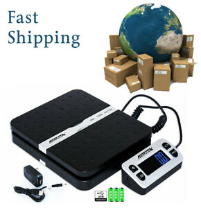Accuteck Shippro New Technology 110lbs X 0 1 Oz Digital Shipping Postal Scale