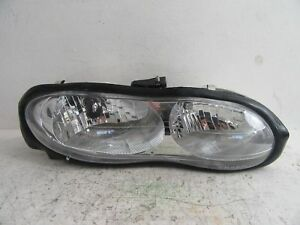 1999 2000 2001 2002 Chevrolet Camaro Rh Passenger Headlight New Tyc 80