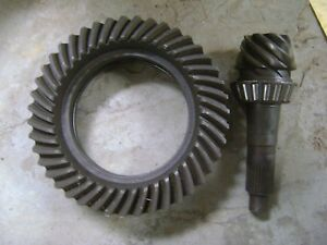 Chevrolet 12 Bolt Passenger Gears 5 13 Nice Used Set Gm Camaro Chevelle Nova