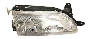 1993 1997 Toyota Corolla Dx Right And Left Headlight Assembly