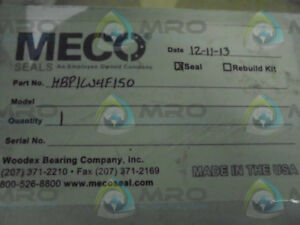 Meco Hbp1w4f150 Hb Seal new In Box