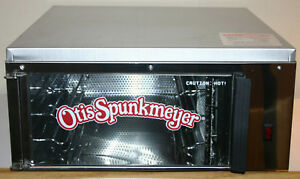 Otis Spunkmeyer Cookie Commercial Convection Oven Os 1 Baking Trays Local Pickup