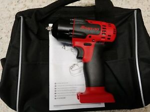 Snap On Ct8810 3 8 18 Volt Monsterlithium Cordless Impact Wrench Tool Only New