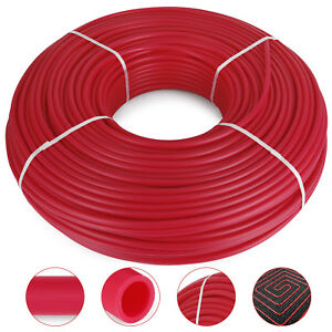 1 2 X 900ft Pex Tubing Oxygen Barrier O2 Evoh Coil Cold Water Anti corrosion