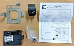 2019 Dodge Ram Dt Electronic Integrated Trailer Brake Control Module