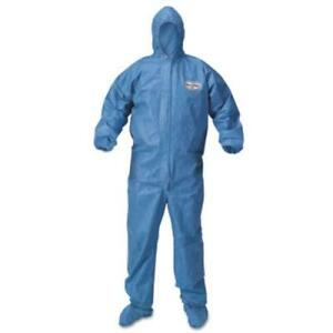 Kimberly clark 45095 A60 Blood And Chemical Splash Protection Coveralls