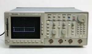 Tektronix Tds 540c 4 Channel Digitizing Oscilloscope Options 13 1f Hd 2m 6546